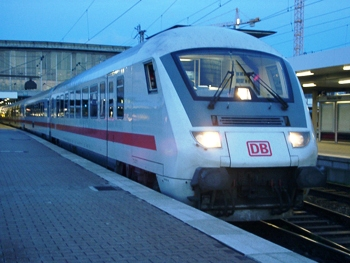 InterCity i Danmark