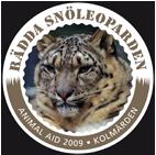 Snöleoparden, årets djur på Kolmården 2009!