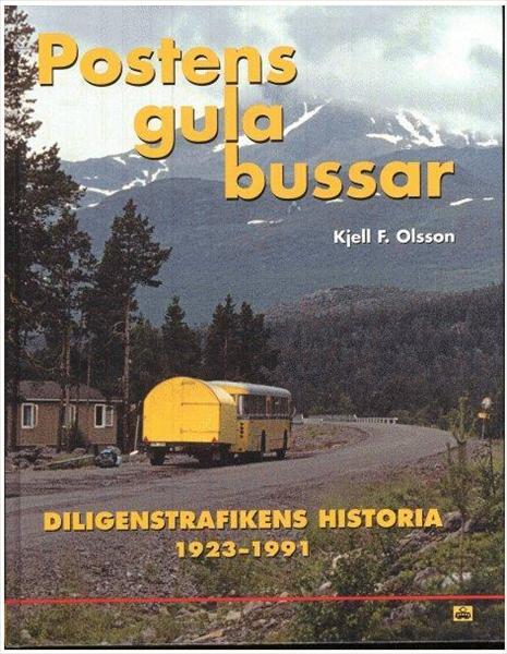 bok Postens gula bussar
