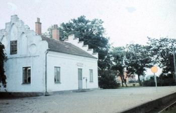 Fotevik station
