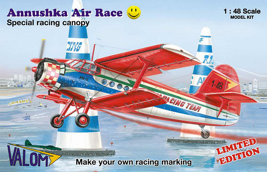 Annushka Air Race