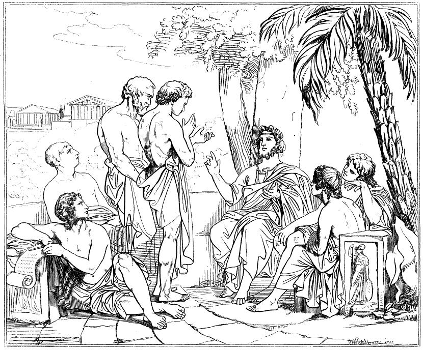 Plato_i_sin_akademi,_av_Carl_Johan_Wahlbom_(ur_Svenska_Familj-Journalen).png