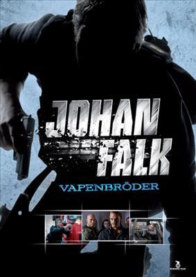 Johan Falk - Vapenbröder