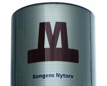 Köpenhams Metros M-märke