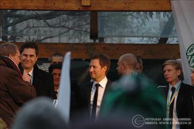 Guld tränarduon, Andreas Westman och Jonas Holgersson