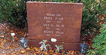 Fritz Palm
