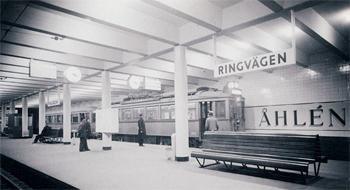 Bilden: Station