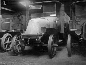 Tysk lastbil