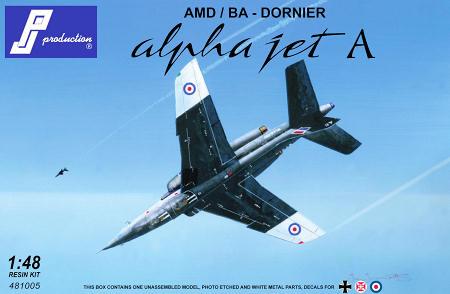 boxart Alpha Jet A