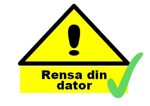 Image result for Rensa datorn