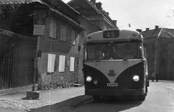 För skärmläsare: Bussen vid Nytorget