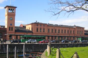 Malmö Central och Centralplan
