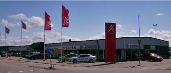 Gösta Jönssons Bilfirma