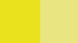 Gul färg