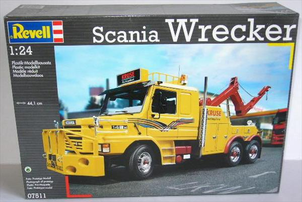 Scania Wrecker_Revell 07511