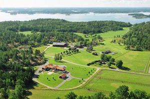 Kursgården Mullingstorp som drivs av läkaren Bengt Stern