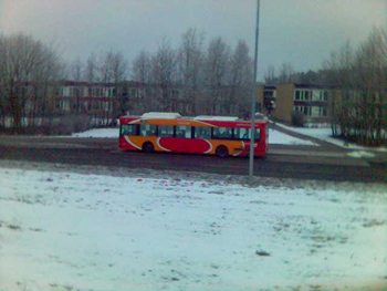 Buss från ÖstgötaTrafiken