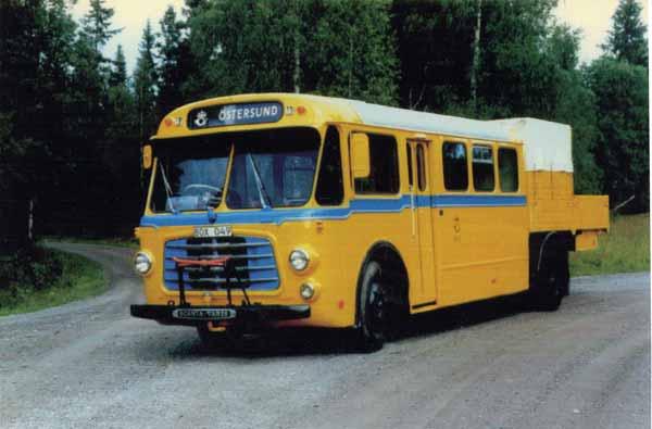 Postbuss Skvader