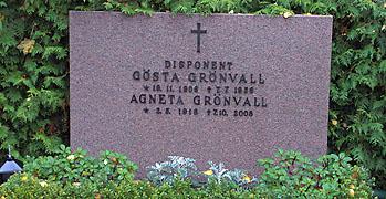Gösta Grönvall