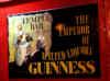 Guinness, mörkt öl från Irland