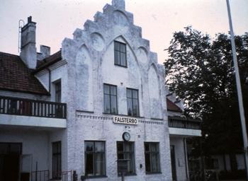 Falsterbo station